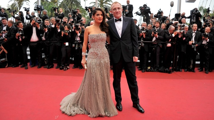 Cannes opening ceremony red carpet