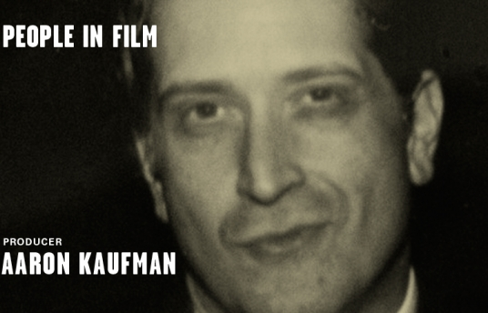 people in film aaron kaufman blog doha film institute. Black Bedroom Furniture Sets. Home Design Ideas