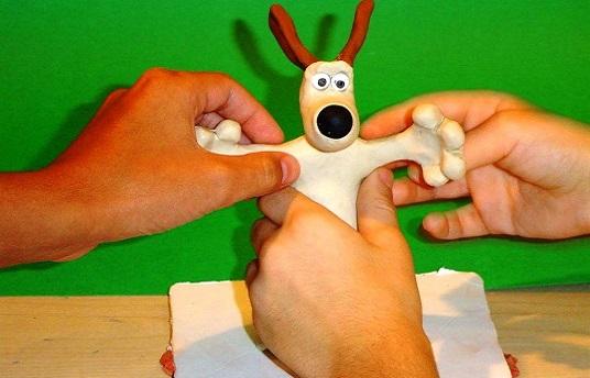 Как сделать мультик из пластилина одному